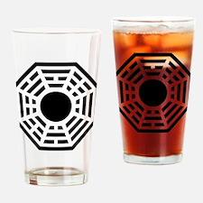 Dharma Octagon Symbol Pint Glass