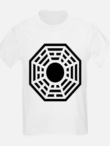 Dharma Octagon Symbol T-Shirt