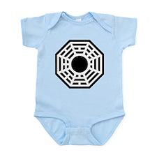 Dharma Octagon Symbol Infant Bodysuit