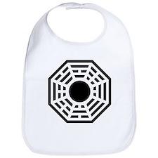 Dharma Octagon Symbol Bib
