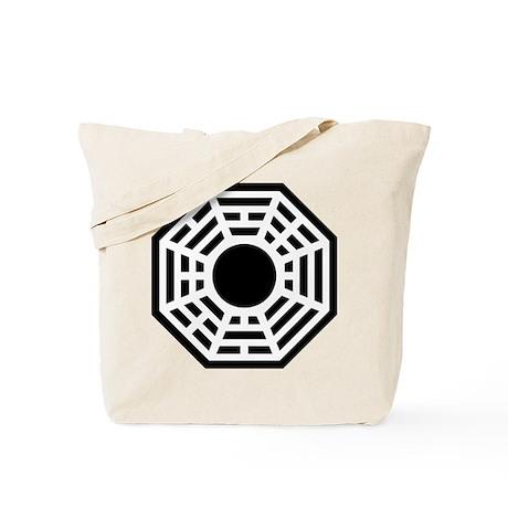 Dharma Octagon Symbol Tote Bag