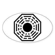 Dharma Octagon Symbol Decal