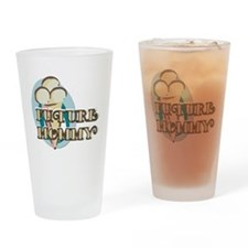 Ice Cream Future Mommy Pint Glass