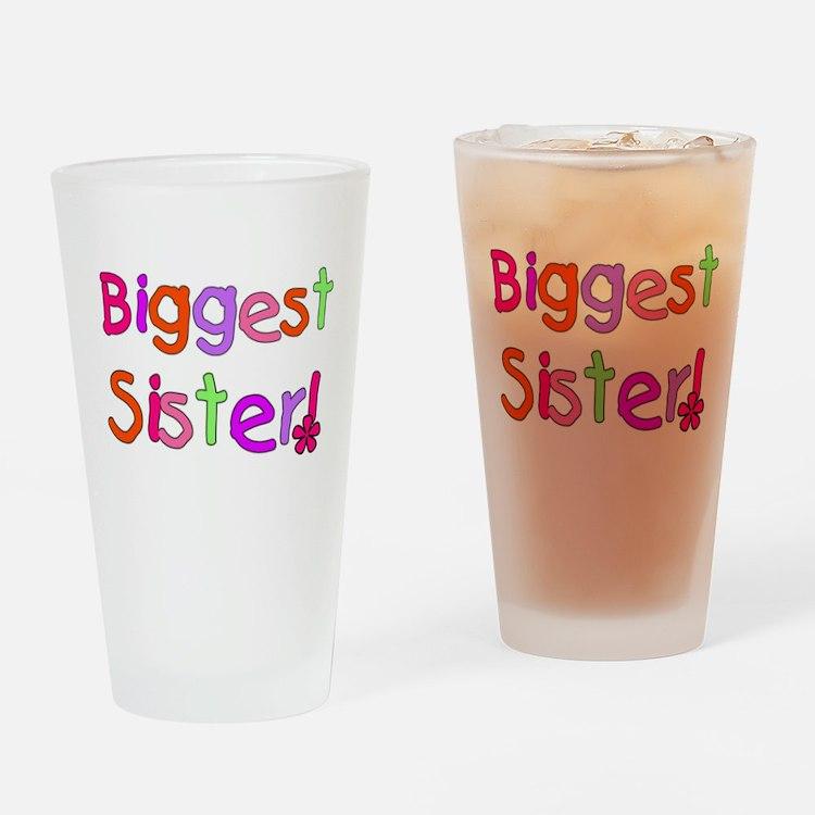 Biggest Sister Pint Glass