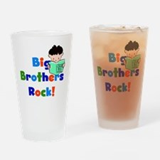 Big Brothers Rock Pint Glass