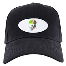 Parrot Tropical Cruise Baseball Hat