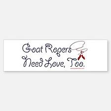 Goat Ropers Sticker (Bumper)