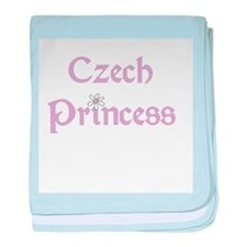 Czech Princess baby blanket