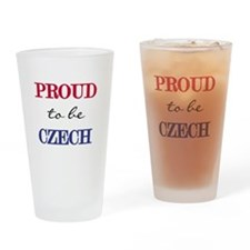 Czech Pride Pint Glass
