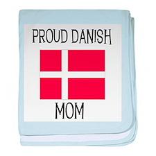 Proud Polish Mom baby blanket
