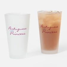 Portuguese Princess Pint Glass