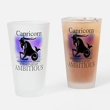 Capricorn the Goat Pint Glass