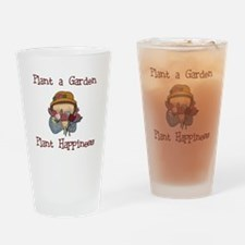 Plant Happiness Pint Glass