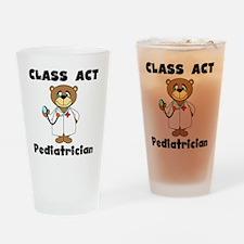Class Act Pediatrician Pint Glass