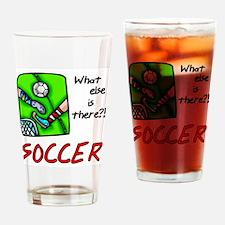 What Else Soccer Pint Glass