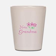 New Grandma Shot Glass