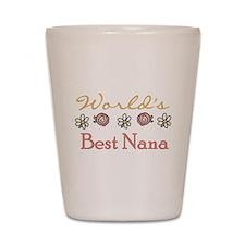 World's Best Grandma Shot Glass
