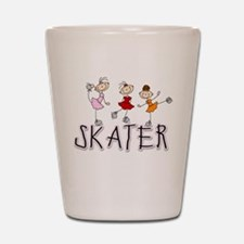 Skater Shot Glass