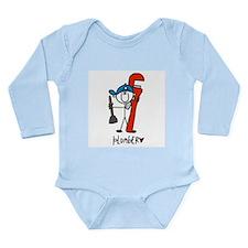 Plumber Long Sleeve Infant Bodysuit