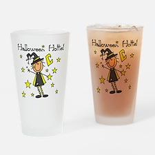 Halloween Hottie Pint Glass