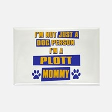 Plott Mommy Rectangle Magnet (100 pack)