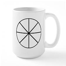 Alchemical Symbol For Ether Mug