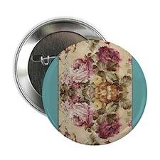 Floral Jacquard Button