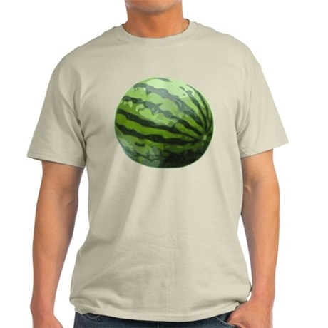 Watermelon Icon (color) Light T-Shirt