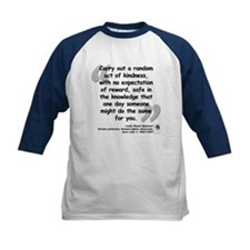 Diana Kindness Quote Tee