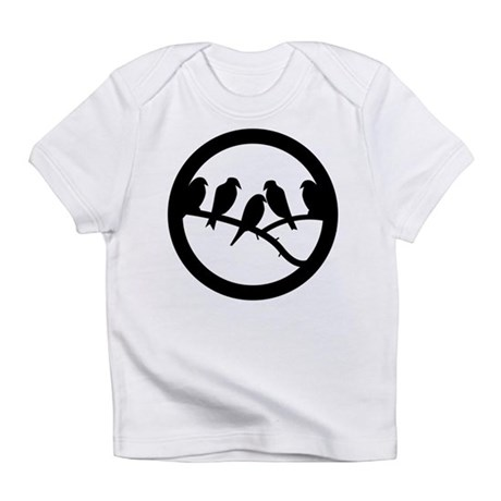 Bird Badge Icon Infant T-Shirt
