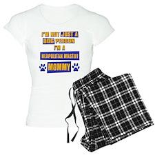 Neapolitan Mastiff Mommy Pajamas