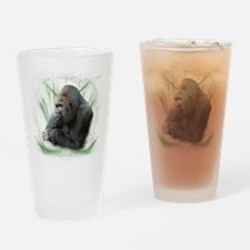 Space Gorilla Pint Glass
