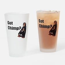 Got Chimp Pint Glass