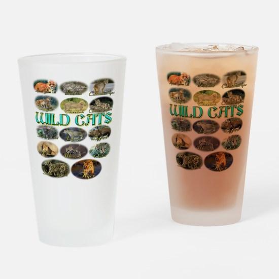 Wildcats Pint Glass
