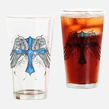 Flying Cross Pint Glass