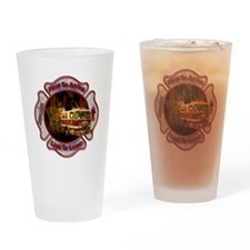 FireFighter Pint Glass