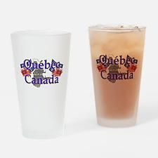 Québec Pint Glass