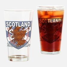 Aberdeenshire Pint Glass
