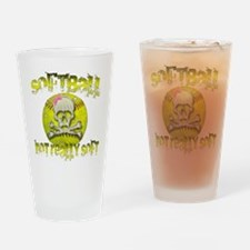 Not really soft Pint Glass