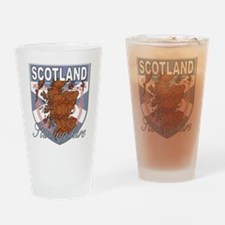 Stirlingshire Pint Glass