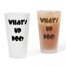 What's up doc? Pint Glass