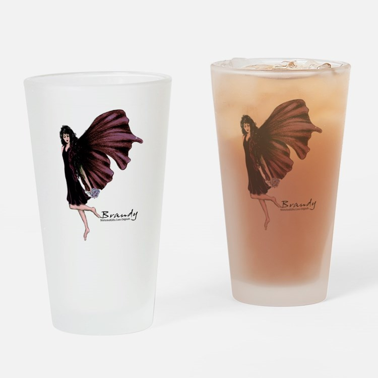 Brandy Fairy Drinking Glass