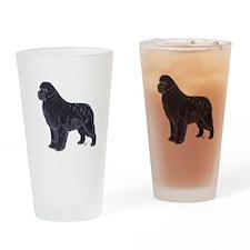 Newfoundland Black Pint Glass