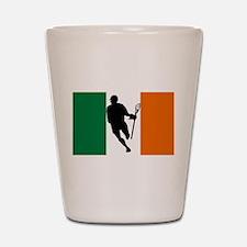 Lacrosse IRock Ireland Shot Glass