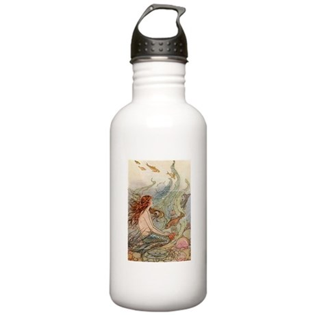 mermaid lass Stainless Water Bottle 1.0L