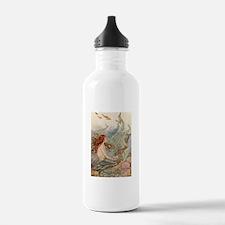mermaid lass Water Bottle