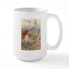 mermaid lass Mug