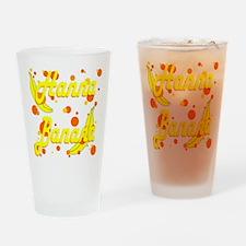 Hanna Banana Pint Glass