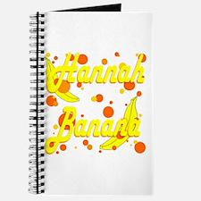 Hannah Banana Journal