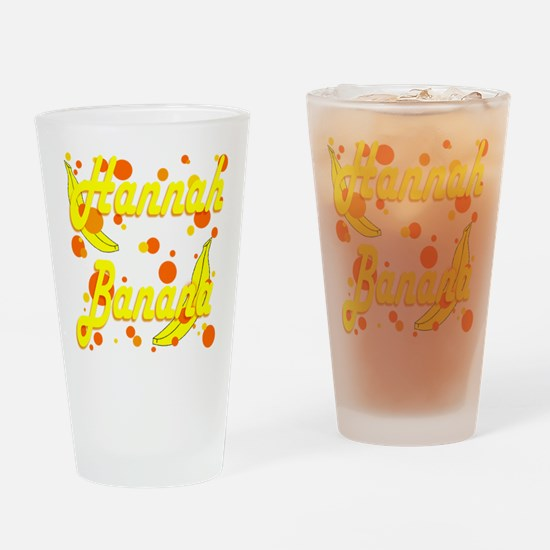 Hannah Banana Pint Glass
